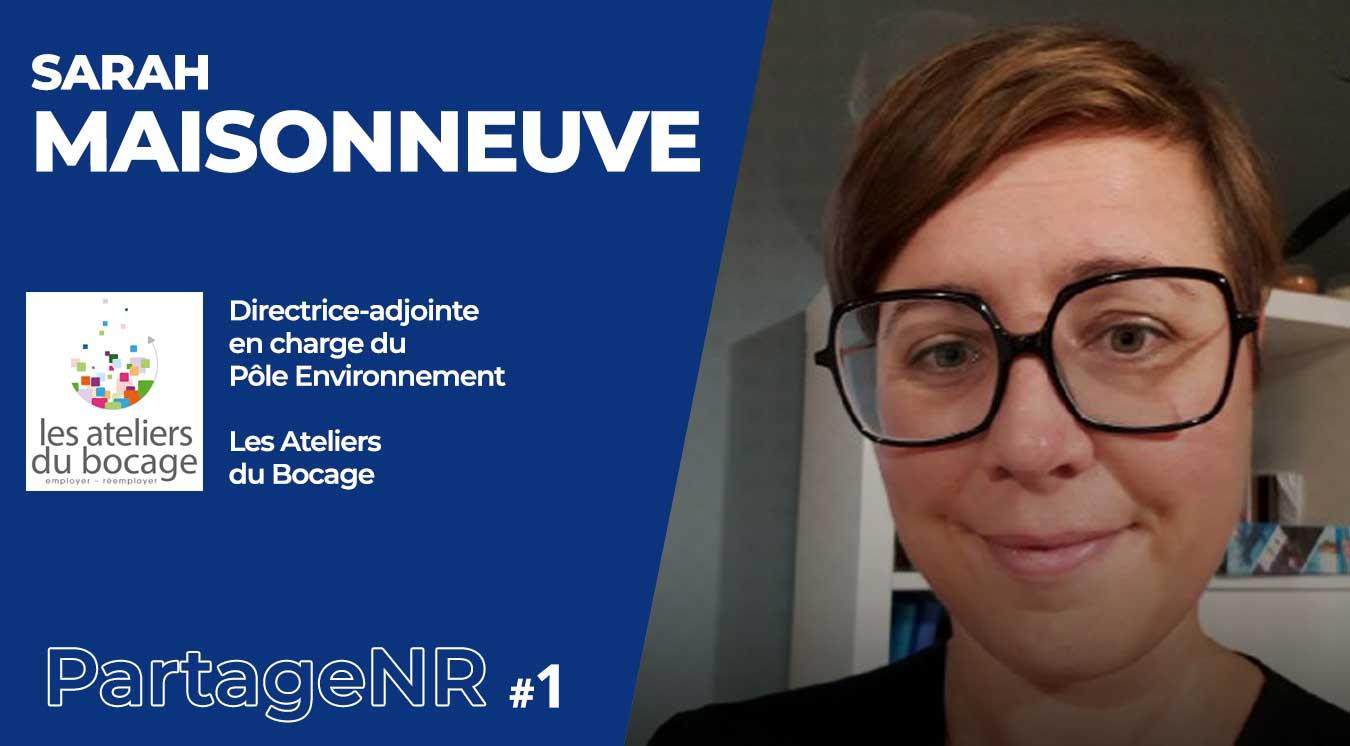 Sarah Maisonneuve - ADB